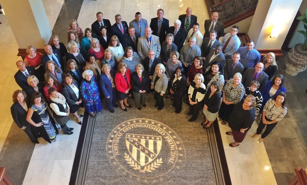 The 2015 National Distinguished Principals