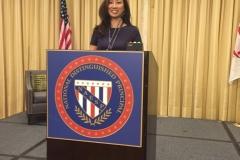 At the NAESP Award Ceremony
