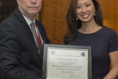 Award received by Undersecretary of State Patrick Kennedy